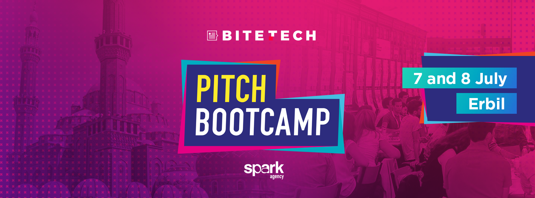 Pitch Bootcamp: A Two-Day Career Accelerator Program is coming to Erbil