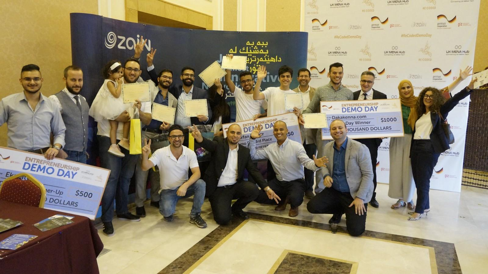 Iraq's first Tech-Entrepreneurship Academy graduates its first cohort