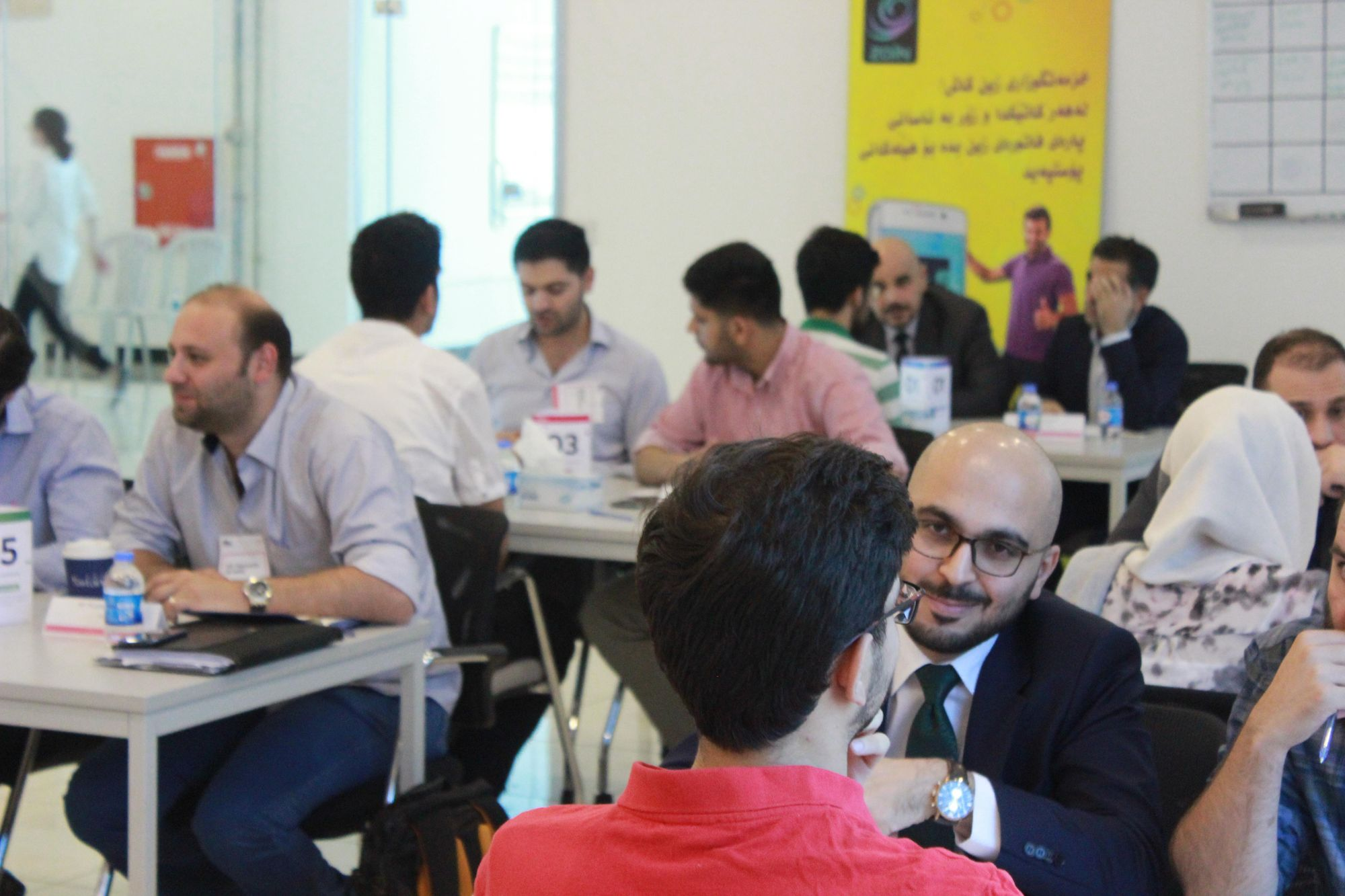 Pitch Bootcamp in Erbil!