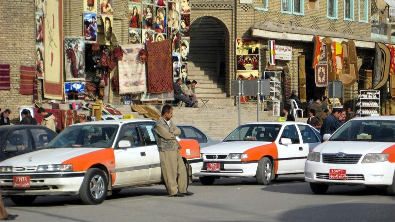 Taxi Service Apps in Iraq