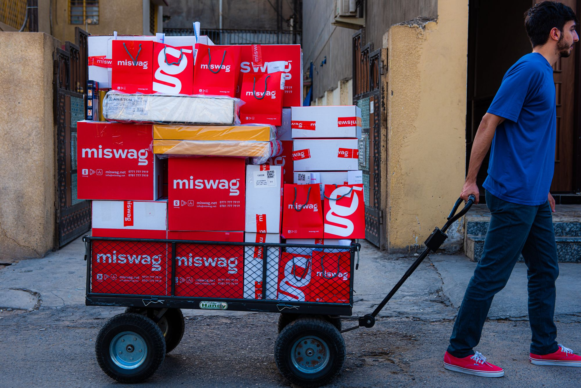 Miswag, Iraq's Leading E-Commerce Platform, Closes its Second Round of Investment