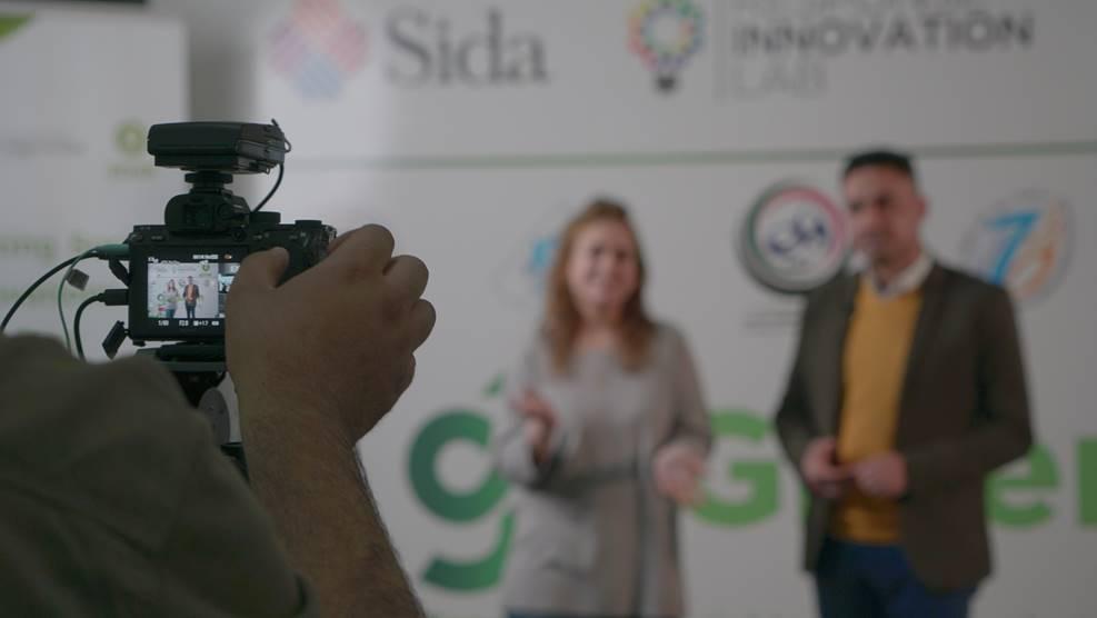 GoGreen Promoting Social Innovation - Social Enterprise Incubation- Iraq Response Innovation Lab