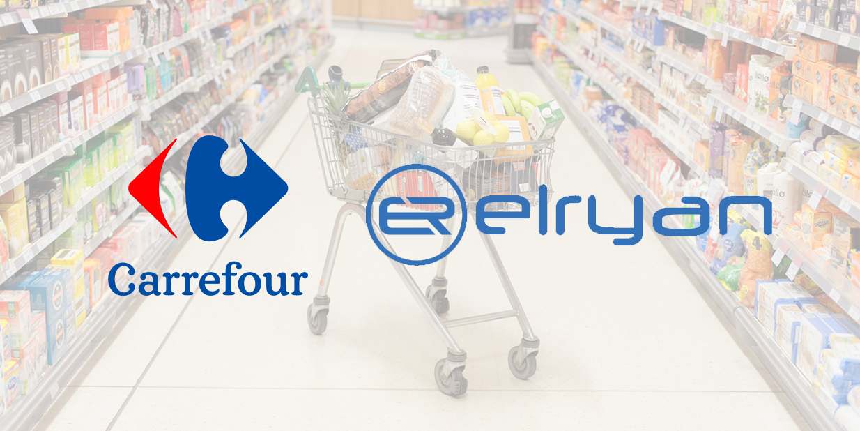 Elryan partners with Carrefour to bring online grocery shopping to consumers in Iraq